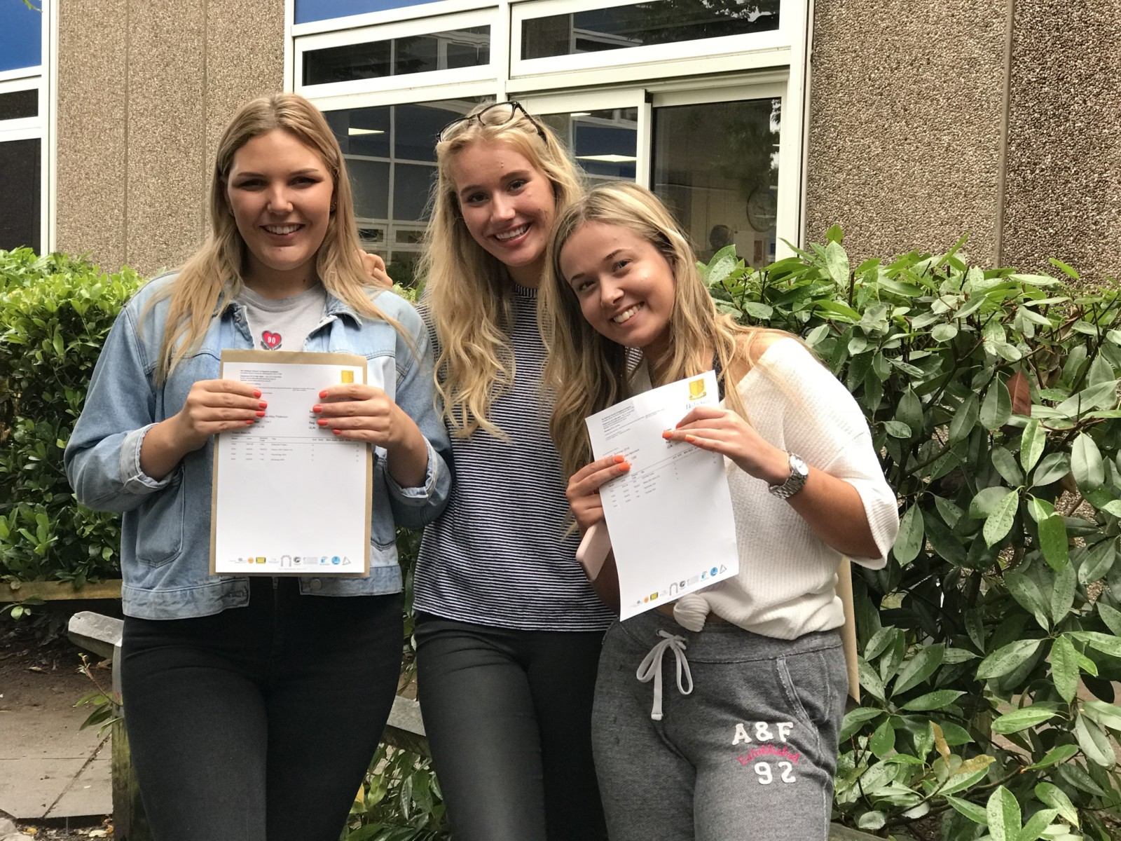 Top grades see students celebrate A Level success across the Diverse Academies
