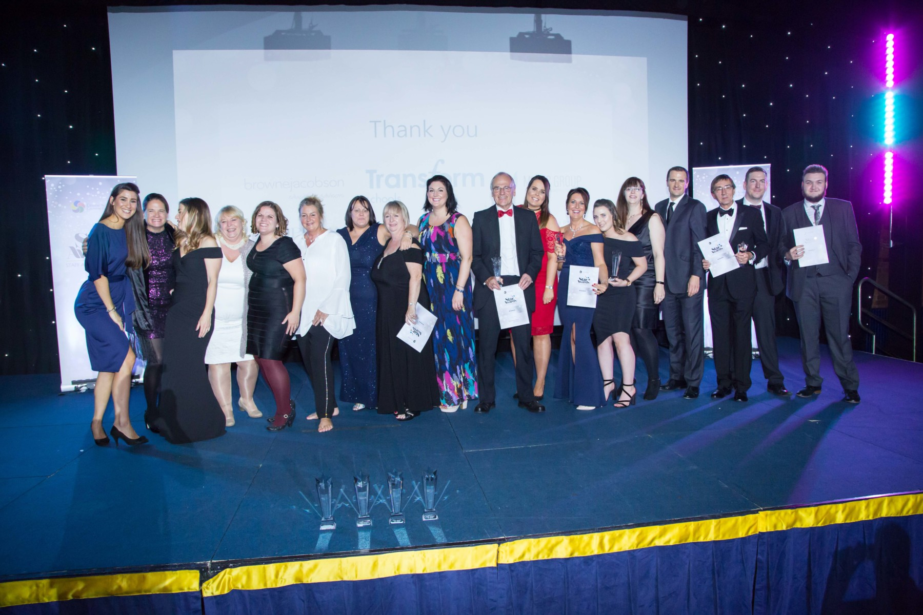 Winners announced at annual Diverse Academies Star Awards