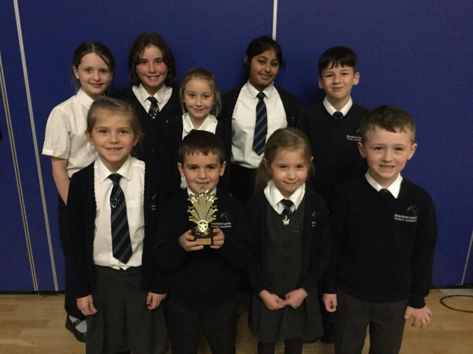 Quiz-tastic skills on display as students compete at annual inter-academy quizzes!