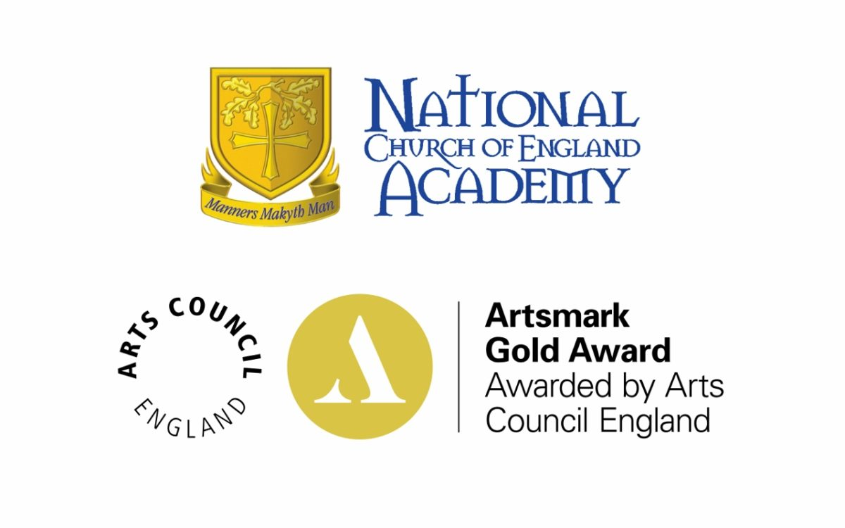 Artsmark Gold award for National Church of England Academy
