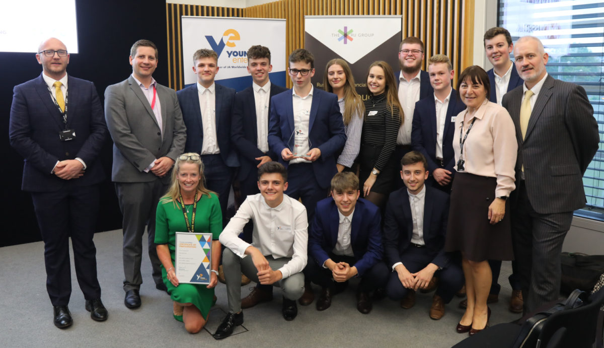 East Leake Academy student company crowned East Midlands young enterprise winners