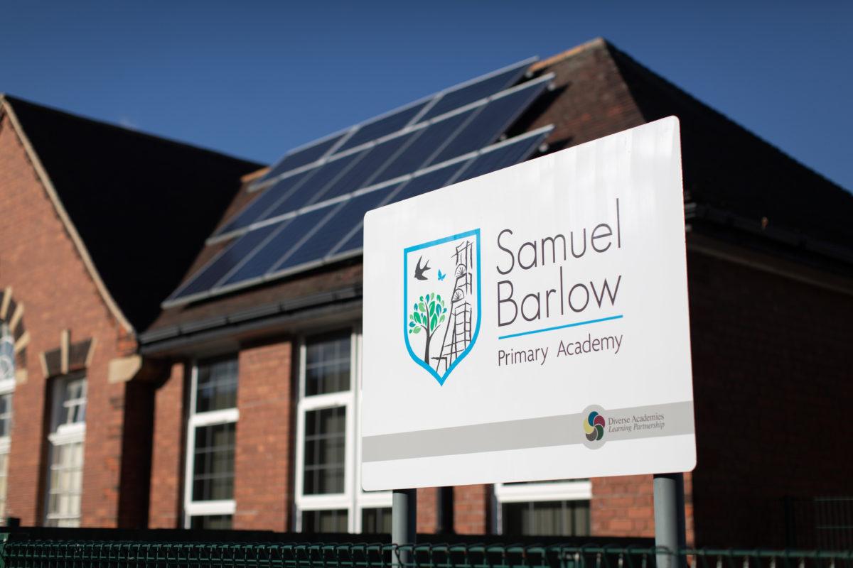Vacancy: Principal – Samuel Barlow Primary Academy